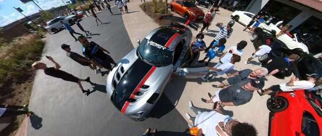 St Louis Exotic Car Show City Foundry Market